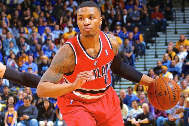 Report: Damian Lillard Not Held to Same Standards as Blazers Teammates