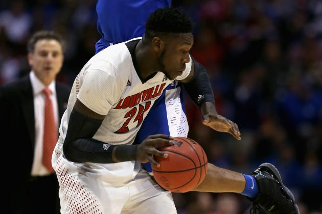 Montrezl Harrison Returning for Junior Year