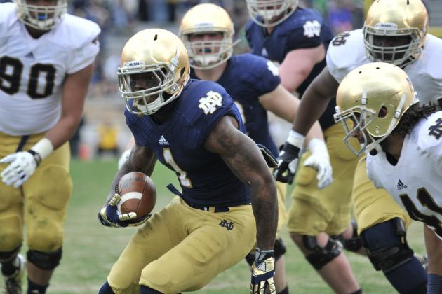 Notre Dame Football: Top Performers from the Irish's Spring Game