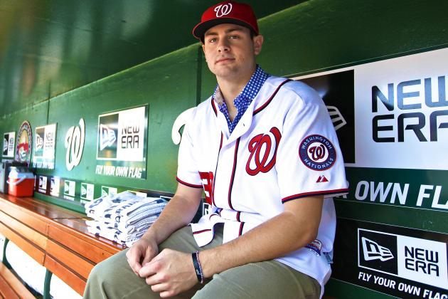 Nationals Prospect Lucas Giolito Shows Elite Potential for 2015