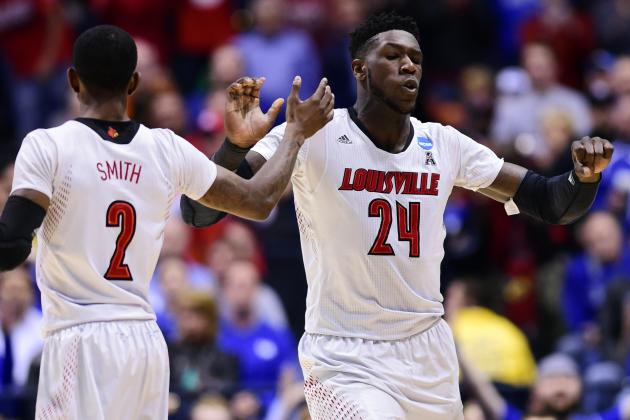 Louisville Forward Montrezl Harrell Will Not Enter the 2014 NBA Draft