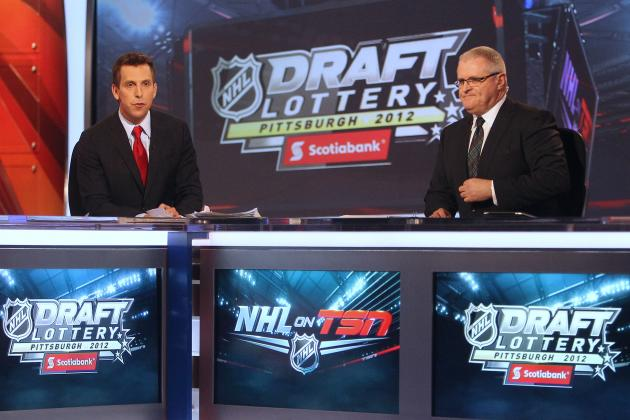 NHL Draft Lottery 2014: Format, Projected Order and Odds for Every Team Involved