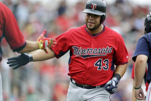 Minnesota Twins:  It's Time for the Josmil Pinto Era