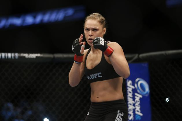UFC Does Right with Ronda Rousey vs. Alexis Davis, but Gina Carano Still Lurks