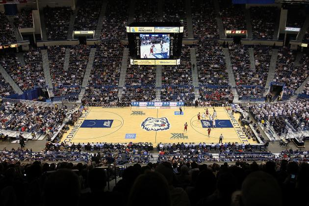 Hartford's XL Center Lands AAC Men's Basketball Tournament for 2015