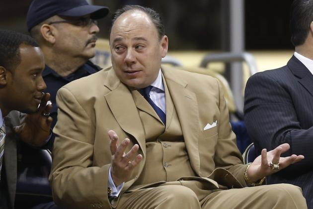 Pitt Assistant Coach Barry Rohrssen Could Land in Lexington