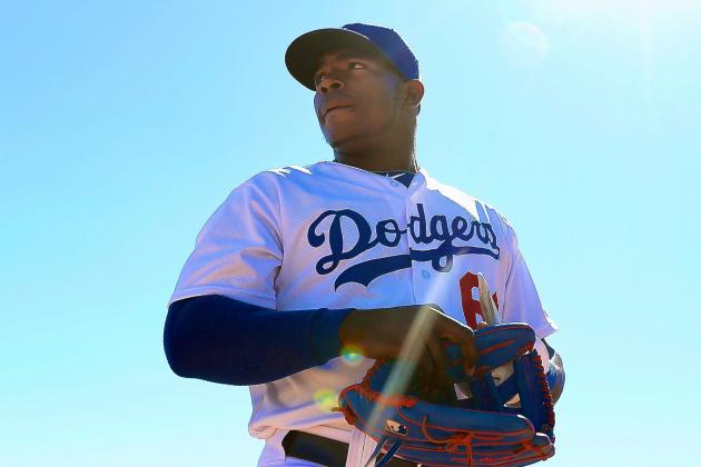 Yasiel Puig's Journey from Cuba to MLB Chronicled by Los Angeles Magazine