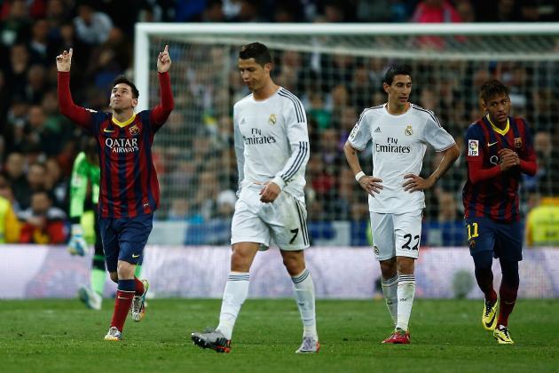 Copa Del Rey Final 2014: Live Stream, TV Info, Major Storylines for El Clasico