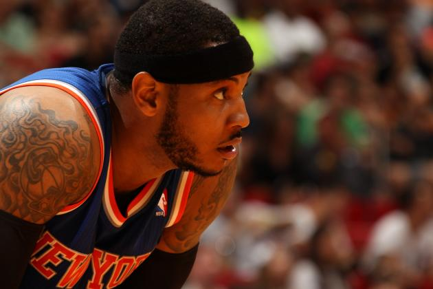 New York Knicks Would Be Insane to Let Carmelo Anthony Walk in Free Agency