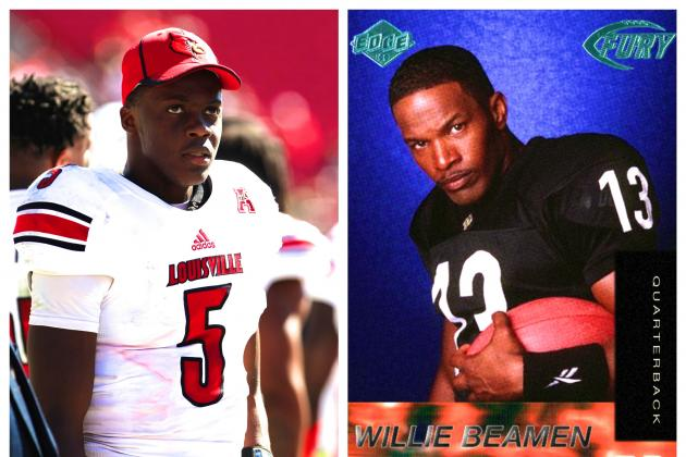 NFL Coach Compares Teddy Bridgewater to Willie Beamen of Any Given Sunday