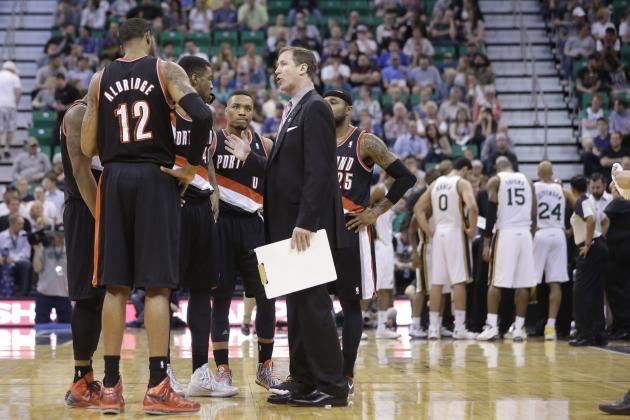 Why Portland Trail Blazers Are Going Nowhere in the 2014 Playoffs