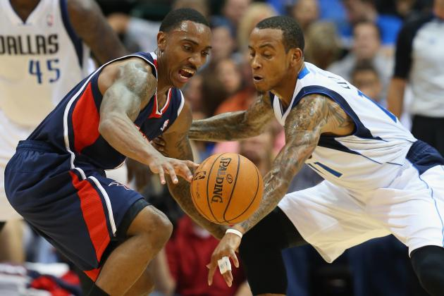 Jeff Teague and Monta Ellis Named NBA Players of the Week for April 7-13