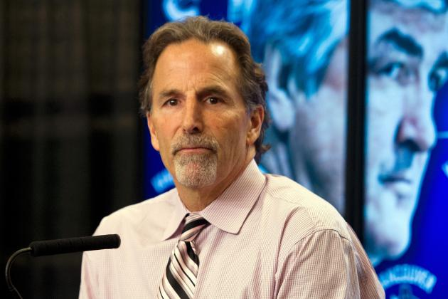 Tortorella: Canucks Need Influx of Young Players