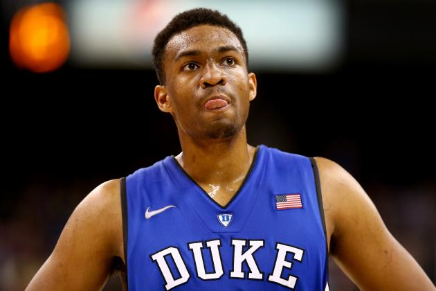 Jabari Parker's NBA Draft Decision: The Choice Is Clear for Duke Star