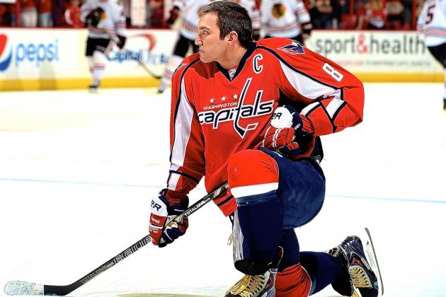 Has Alex Ovechkin Worn Out His Welcome with Floundering Washington Capitals?