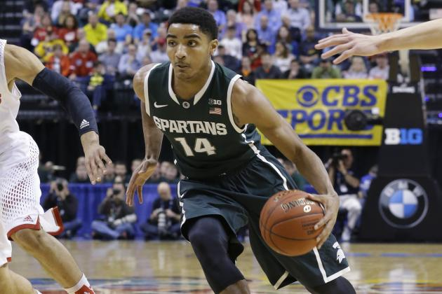 Gary Harris Will Enter 2014 NBA Draft: Latest Details and Reaction
