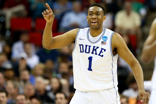 2014 NBA Mock Draft: Complete Pre-Playoffs Projections for Round 1