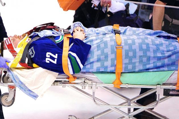 Daniel Sedin Injury: Updates on Canuck Star's Head and Recovery
