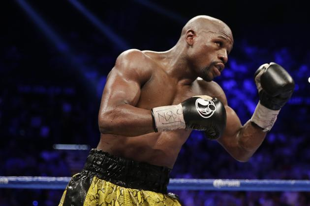 Examining Floyd Mayweather's Legacy After Win vs. Marcos Maidana