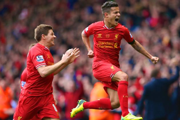 Liverpool Show They Are More Than Just the Luis Suarez and Daniel Sturridge Show