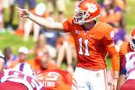 Clemson Dismisses Potential Starting QB Kelly