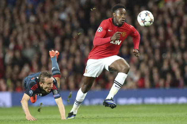 Danny Welbeck, Tom Cleverley, Ashley Young Reportedly Fined for Partying
