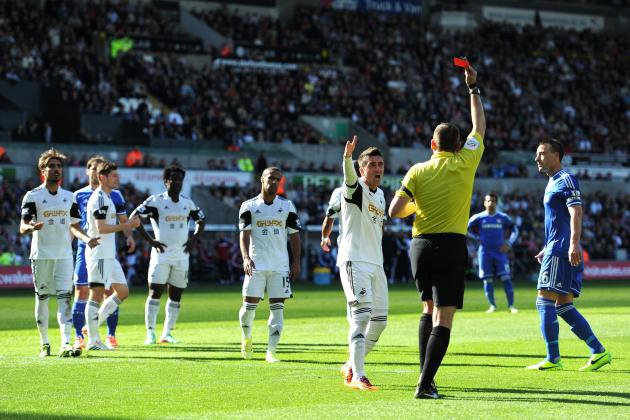 Swansea Players Reportedly Fought in Training Session Prior to Match vs. Chelsea