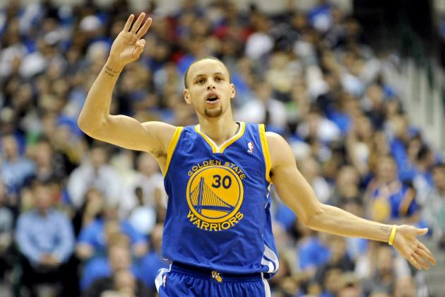 Are Golden State Warriors Asking Too Much of Stephen Curry?