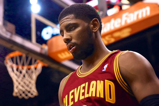 Kyrie Irving Shreds Cleveland Cavaliers' Effort, Says 'It's Disappointing'