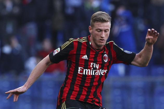 AC Milan: What Is Ignazio Abate's Future with the Rossoneri?