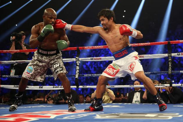 Manny Pacquiao's Convincing Win Proves He Can Compensate for Fading Skills