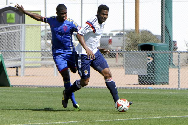 Chivas USA Announce Signing of Defender Michael Nwiloh