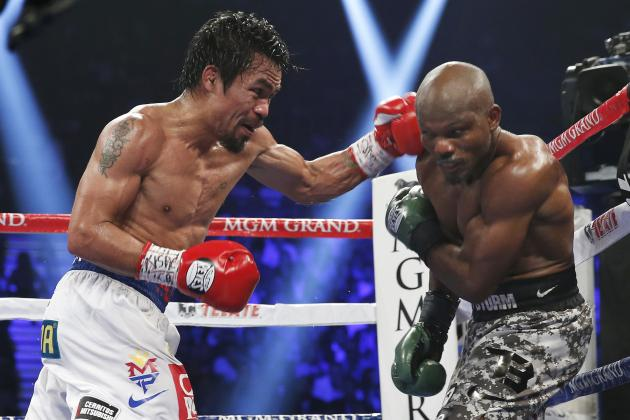 Pacquiao vs. Bradley 2 Results: Highlights and Key Moments in Pac-Man's Win