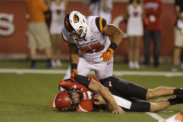 2014 Atlanta Falcons Potential Draft Pick Profile: DE/OLB Scott Crichton