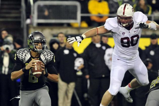 2014 Atlanta Falcons Potential Draft Pick Profile: DE Josh Mauro