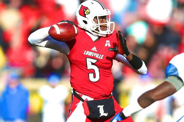 NFL Draft 2014: Remembering Why Teddy Bridgewater Is a Top QB Prospect
