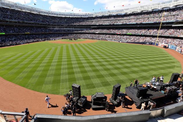 New MLS Team New York City Football Club to Play 3 Seasons at Yankee Stadium