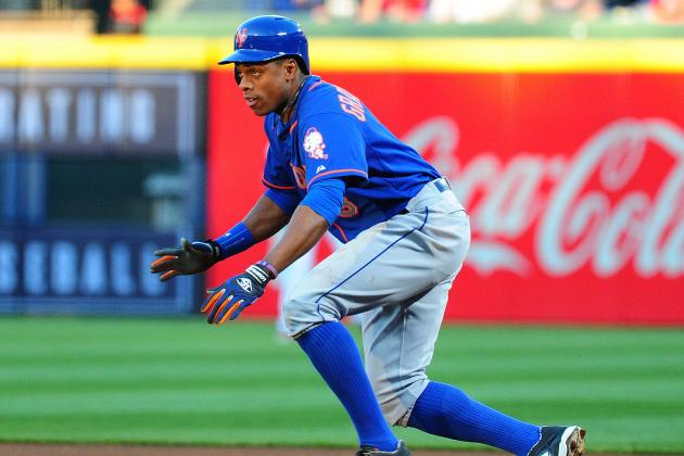 Granderson Exits in 6th with Injury