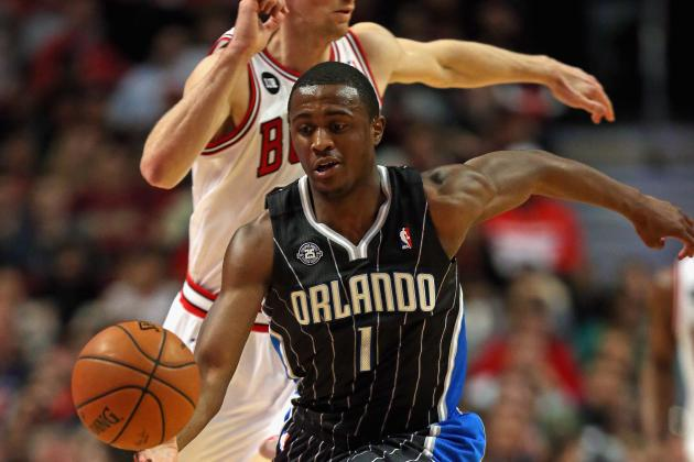 Magic Fall to the Bulls 108-95 to Finish Road Slate with 4-37 Record