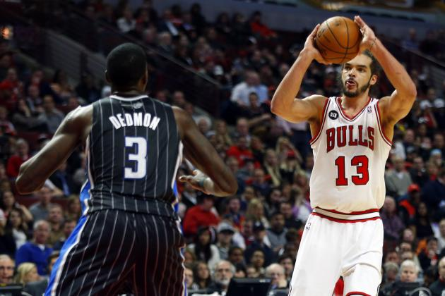 Bulls Coast Past Magic in Regular-Season Home Finale