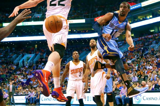 Memphis Grizzlies vs. Phoenix Suns: Live Score and Analysis