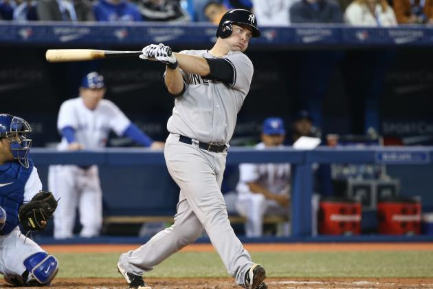 Is Brian McCann Coming out of Awful Early-Season Yankees Slump?