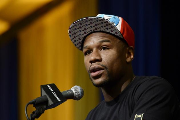 Mayweather vs. Maidana Fight Card: Full Lineup and Predictions for Entire Event