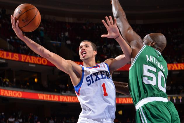 Sixers Outlast Celtics in Home Finale