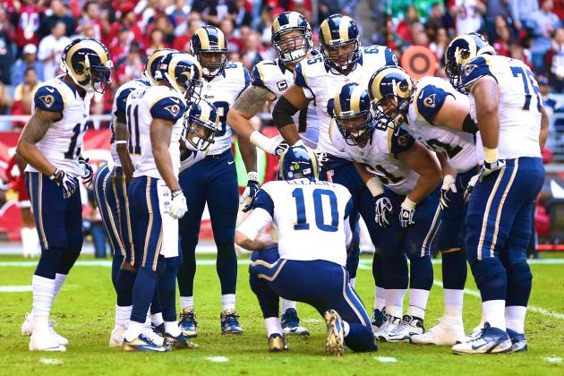 Rams to Offer $100K for Any Fan Who Predicts Full 17-Week Schedule