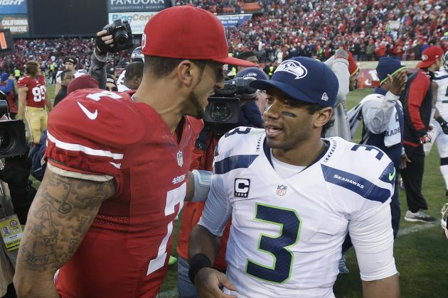 Comparing the San Francisco 49ers and Seattle Seahawks After Free-Agency Rush