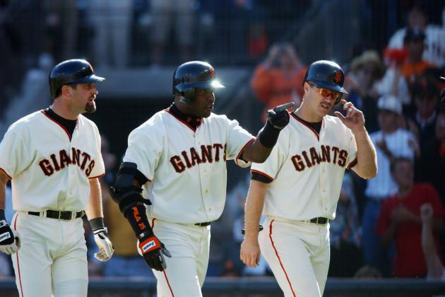 Selecting San Francisco Giants' All-21st Century Team, Position by Position
