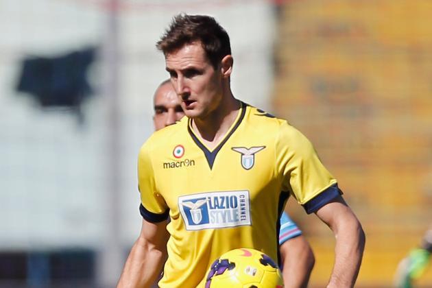Lazio Striker Close to Contract Renewal States Tare