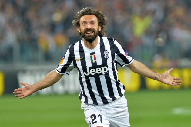 Andrea Pirlo's New Book Talks Sir Alex Ferguson, Chelsea and Liverpool Final