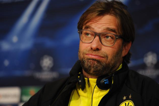 Jurgen Klopp Reportedly Targeted by Manchester United, Barcelona and Tottenham